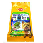 Pedigree Dentastix Green Tea Flavor – Toy to Small Dog (75g)
