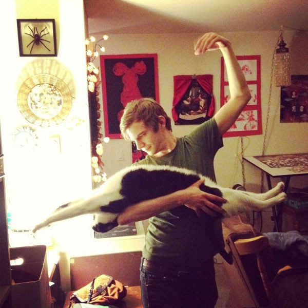 Dance with Cat