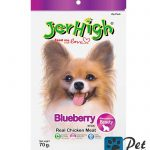 JerHigh Dog Snack-Blueberry