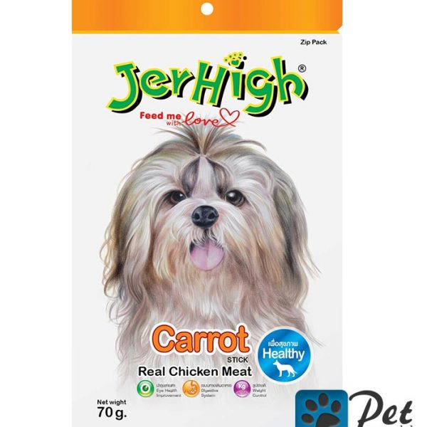JerHigh Dog Snack-Carrot
