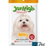 JerHigh Dog Snack-Milky