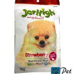JerHigh Dog Snack-Strawberry