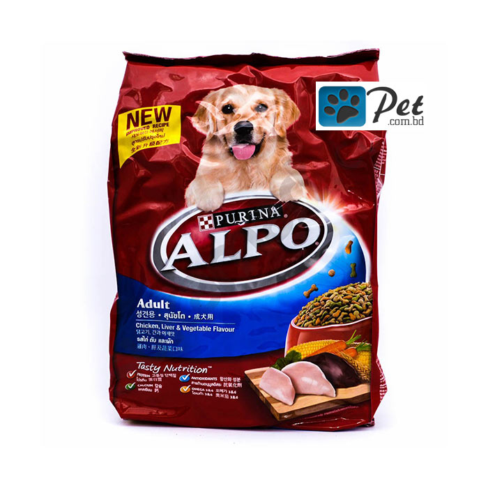 Purina Alpo Adult – Chicken, Liver & Veg (3kg)