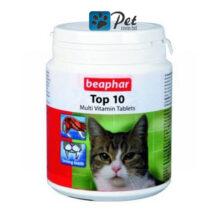 Beaphar Multivitamin Tablets for Cats