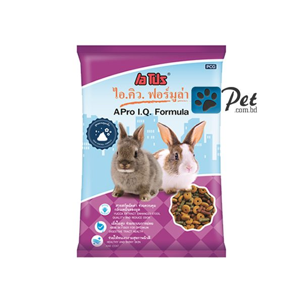 I.Q Formula Rabbit Food - Odor Control Formula