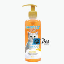 Bearing Cat Shampoo - Shed Control