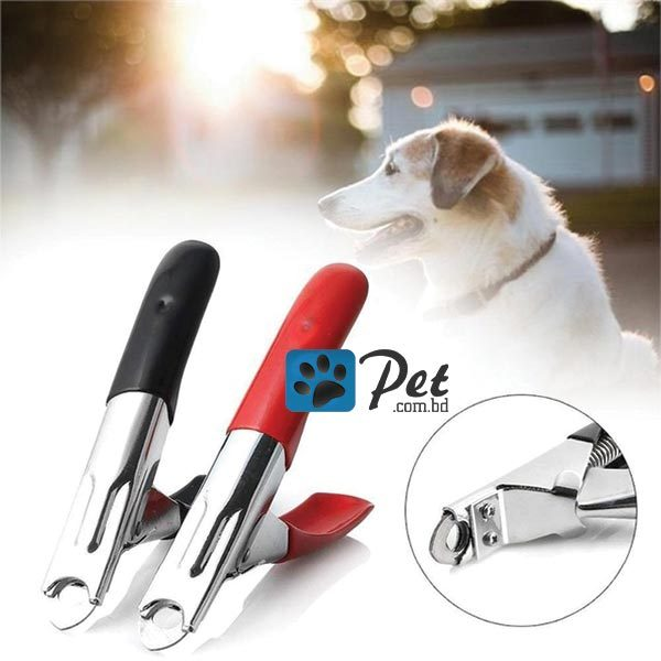Nail Clipper for Pets (Guillotine Cutter)