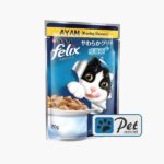 Purina Felix Cat Pouch - Chicken in Jelly