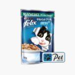 Purina Felix Cat Pouch - Mackerel in Jelly