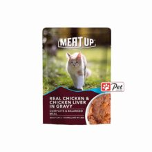 Complete and balanced meal Healthy Digestion Promotes Health & Vitality For Adult Cats only