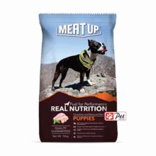 Meat Up Puppy Food - Chicken, Peas & Egg Flavor