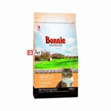 Bonnie Adult Cat Food - Chicken - 500g