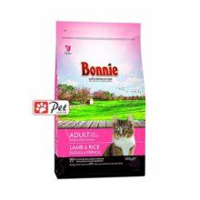 Bonnie Cat Food - Lamb & Rice (500g)