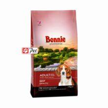 Bonnie Dog Food - Beef (2.5kg)
