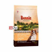 Bonnie Mini & Small Breed Dog Food - Chicken (2.5kg)